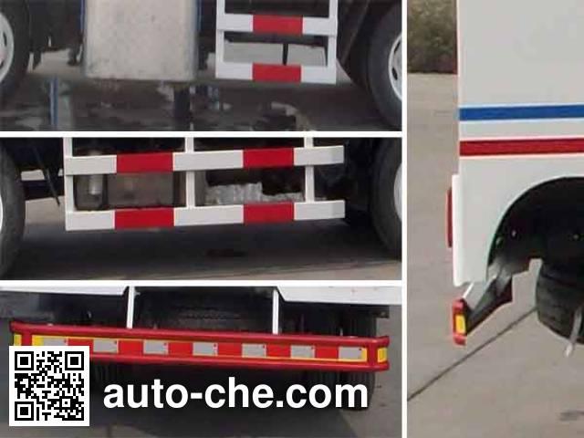 Sinotruk Huawin SGZ5080GQXDFA4 highway guardrail cleaner truck