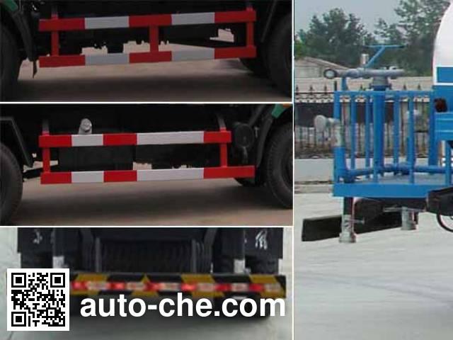 Sinotruk Huawin SGZ5080GSSDFA4 sprinkler machine (water tank truck)