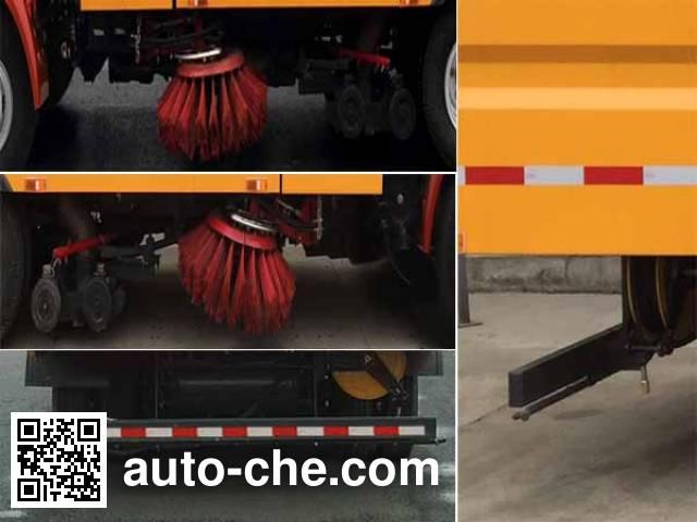 Sinotruk Huawin SGZ5100TXSZZ5 street sweeper truck