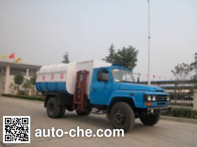 华威驰乐牌SGZ5100ZZZ自装卸式垃圾车