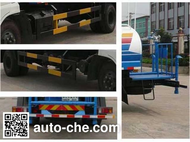 Sinotruk Huawin SGZ5120GSSD4B3 sprinkler machine (water tank truck)