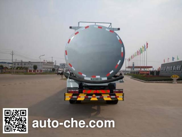 华威驰乐牌SGZ5160GFLEQ4低密度粉粒物料运输车