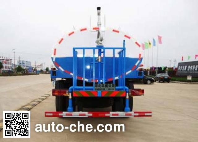 华威驰乐牌SGZ5160GSSZZ4M5洒水车