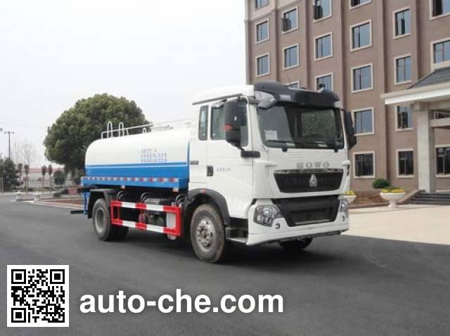 Sinotruk Huawin SGZ5160GSSZZ5T5 sprinkler machine (water tank truck)