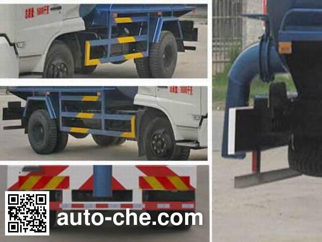 Sinotruk Huawin SGZ5180GXEDF5 suction truck