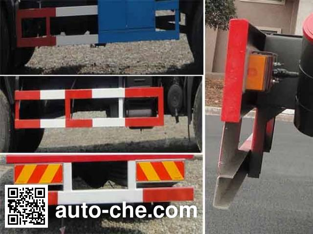 Sinotruk Huawin SGZ5160GYYD4BX5 oil tank truck