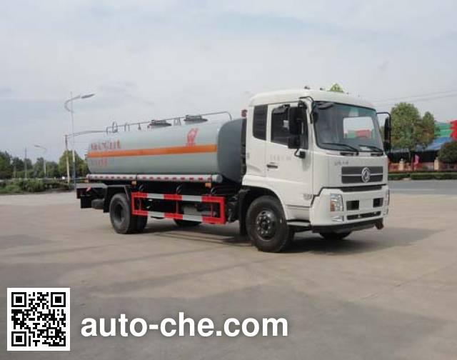 华威驰乐牌SGZ5160GYYD5BX1V运油车