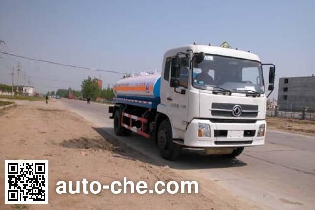 华威驰乐牌SGZ5160GYYEQ5运油车
