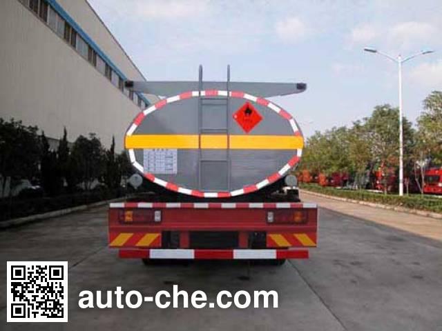 华威驰乐牌SGZ5180GYYZZ5T5运油车