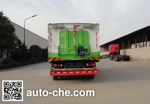 华威驰乐牌SGZ5160TXSZZ5T5L洗扫车