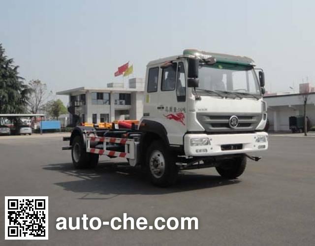华威驰乐牌SGZ5160ZXXZZ5M5车厢可卸式垃圾车