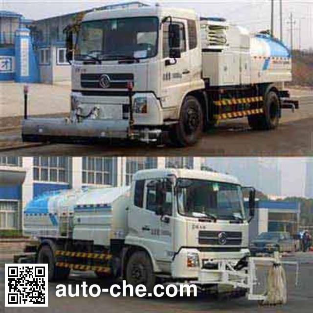 华威驰乐牌SGZ5161GQXD4BX4清洗车