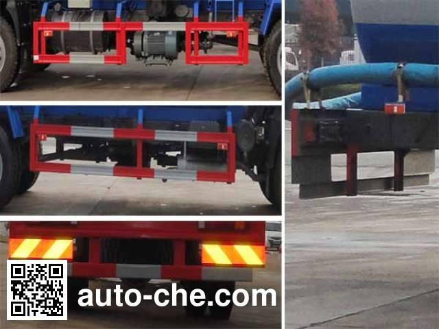 Sinotruk Huawin SGZ5164GFLZZ4 low-density bulk powder transport tank truck
