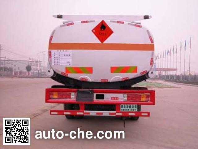 华威驰乐牌SGZ5164GYYZZ4运油车