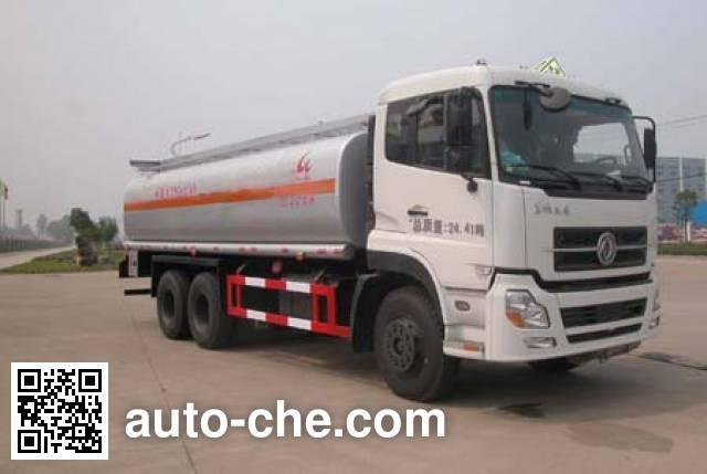 Sinotruk Huawin SGZ5240GHYDFL3A8 chemical liquid tank truck