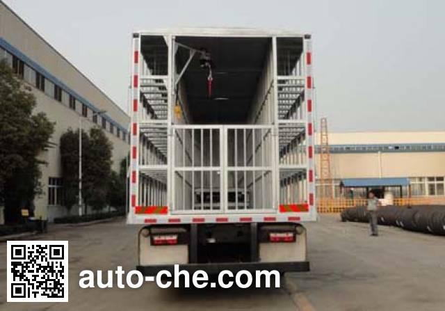 华威驰乐牌SGZ5250CYFEQ4养蜂车