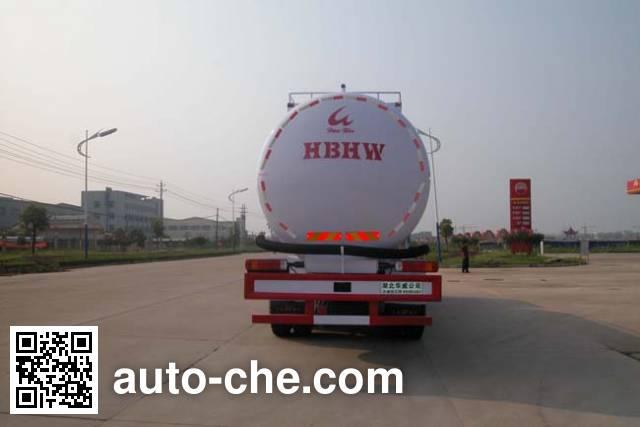华威驰乐牌SGZ5250GFLDFL3A9粉粒物料运输车