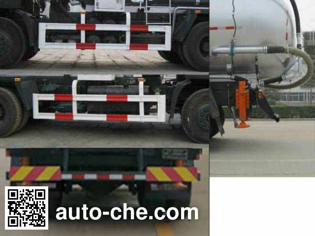 Sinotruk Huawin SGZ5250GGHD3A8 dry mortar transport truck