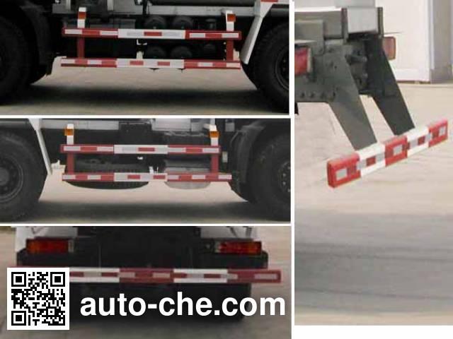 Sinotruk Huawin SGZ5250GJBA concrete mixer truck