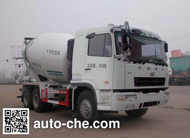 Sinotruk Huawin SGZ5250GJBHN3 concrete mixer truck