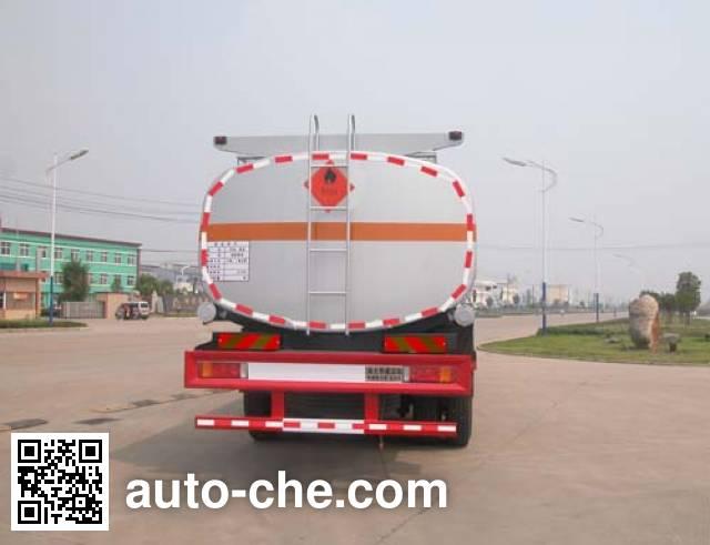Sinotruk Huawin SGZ5250GRYCQ4 flammable liquid tank truck