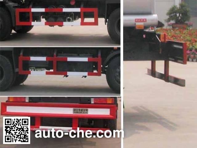 华威驰乐牌SGZ5250GRYD4A12易燃液体罐式运输车