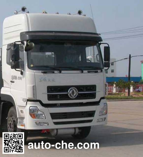 Sinotruk Huawin SGZ5250GRYD4A12 flammable liquid tank truck