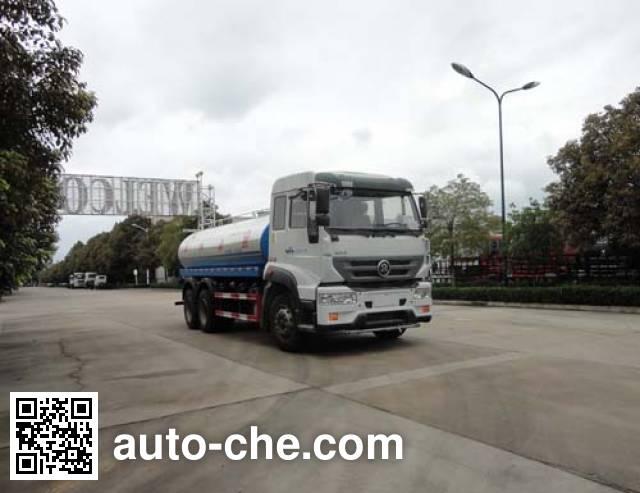 Sinotruk Huawin SGZ5250GSSZZ5M5 sprinkler machine (water tank truck)