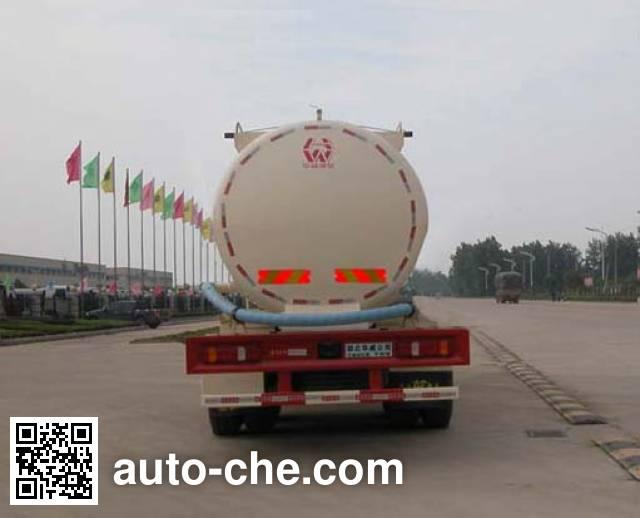 华威驰乐牌SGZ5250GXHCQ4下灰车