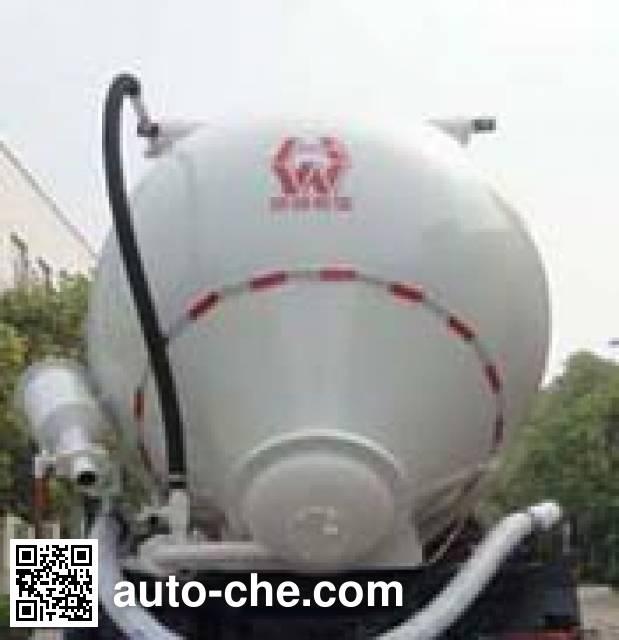 Sinotruk Huawin SGZ5250GXHD5A130 pneumatic discharging bulk cement truck