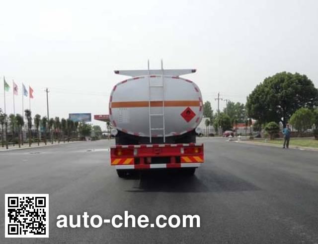 华威驰乐牌SGZ5250GYYCQ4运油车
