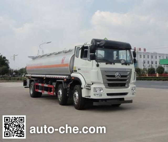 Sinotruk Huawin SGZ5250GYYZZ5J5 oil tank truck