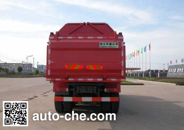 Sinotruk Huawin SGZ5250MLJZZ3W sealed garbage truck