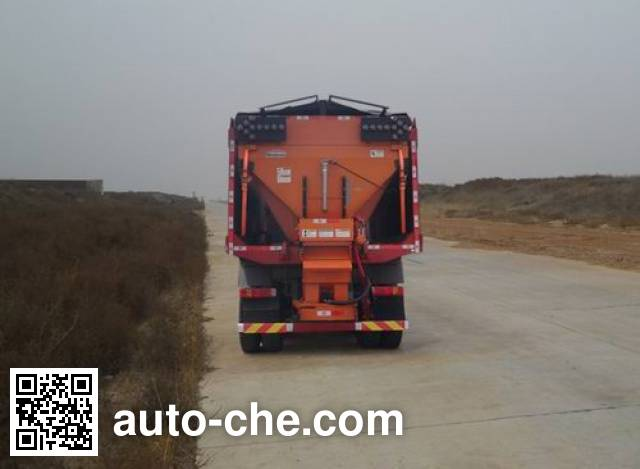 Sinotruk Huawin SGZ5250TCXZZ4 snow remover truck