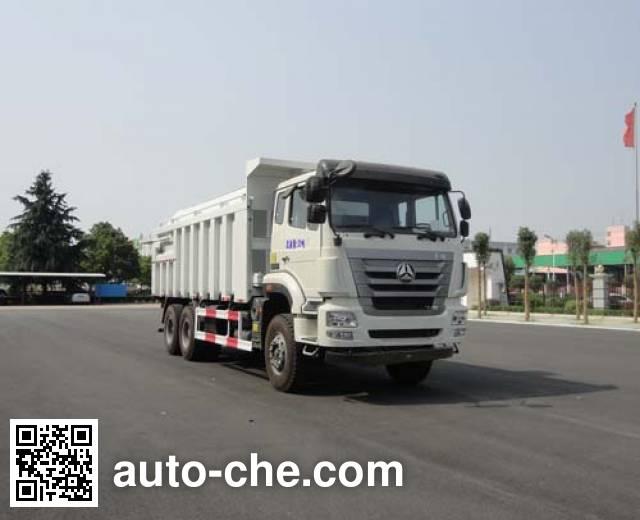 Sinotruk Huawin SGZ5250ZDJZZ4J7 docking garbage compactor truck