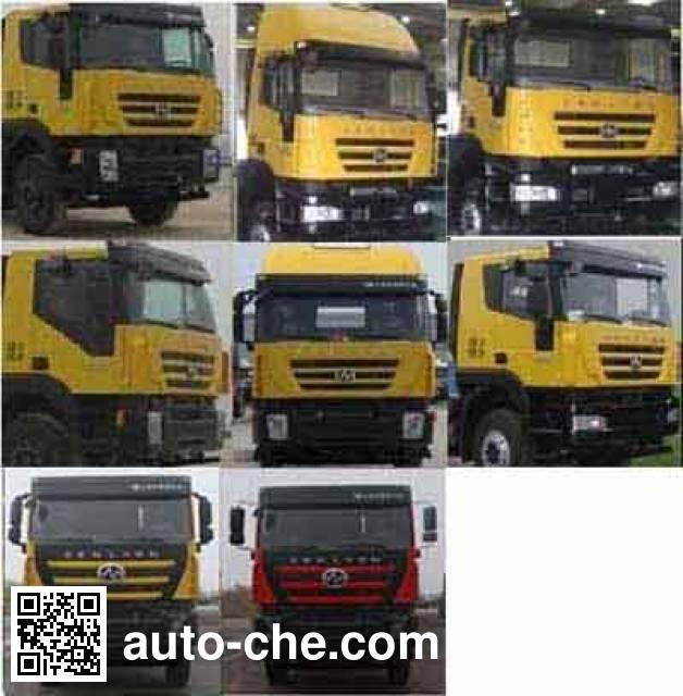Sinotruk Huawin SGZ5250ZLJCQ4 dump garbage truck