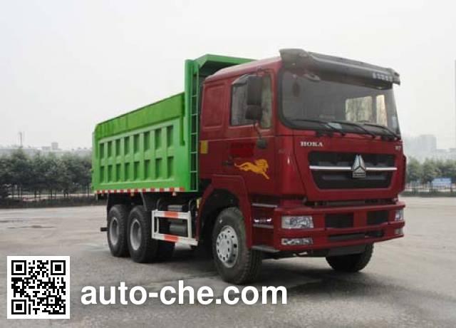 Sinotruk Huawin SGZ5250ZLJZZ4K36 dump garbage truck