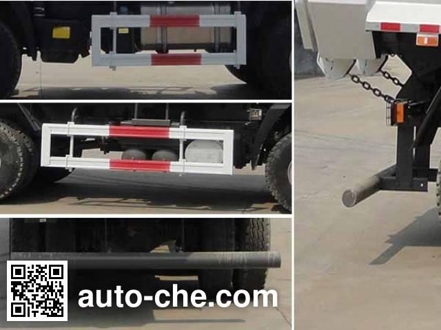 Sinotruk Huawin SGZ5250ZLJZZ4M5 dump garbage truck
