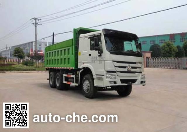 Sinotruk Huawin SGZ5250ZLJZZ5W38 dump garbage truck