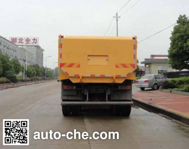 Sinotruk Huawin SGZ5255ZLJZZ5 dump garbage truck