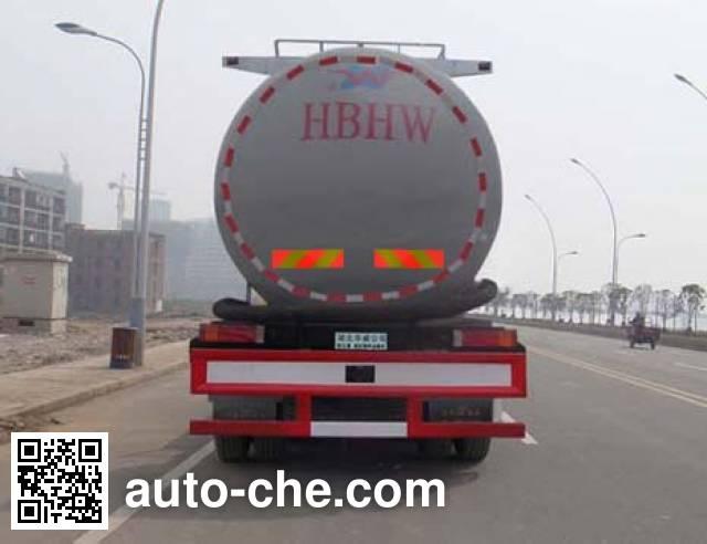 Sinotruk Huawin SGZ5258GFLZZ3W461 bulk powder tank truck