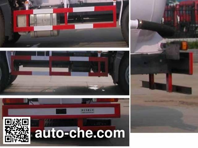 Sinotruk Huawin SGZ5258GFLZZ3W581 bulk powder tank truck