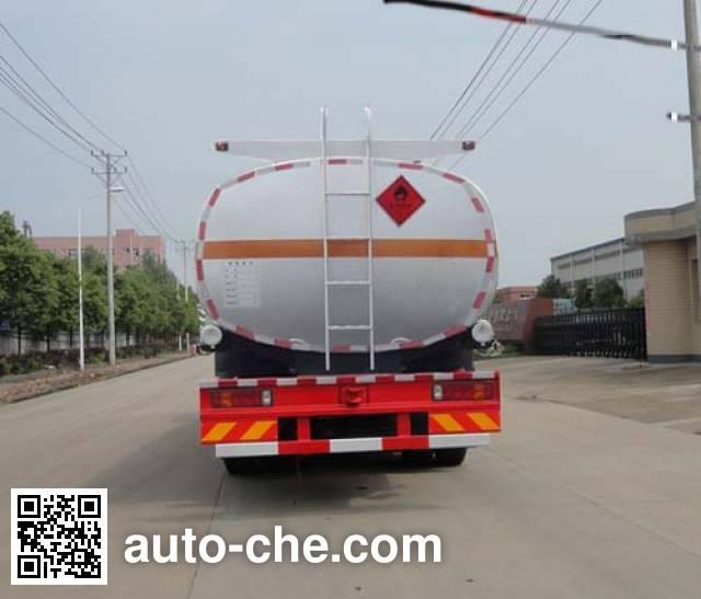 华威驰乐牌SGZ5260GYYZZ5T5运油车