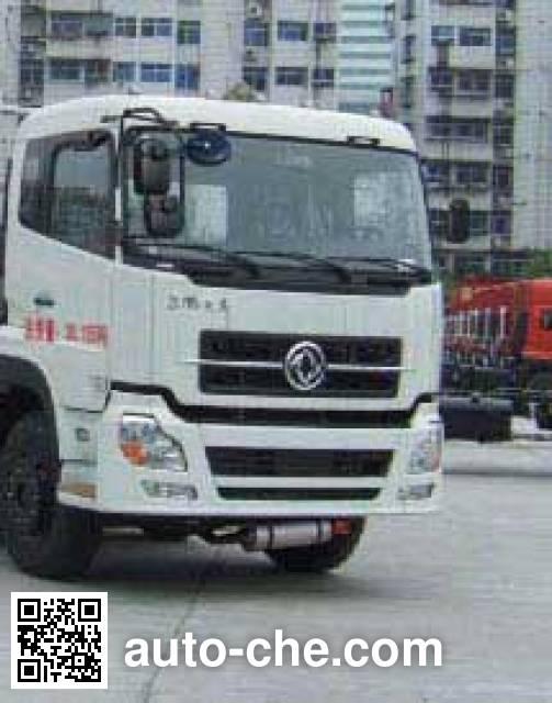 Sinotruk Huawin SGZ5300GHYDFL3 chemical liquid tank truck