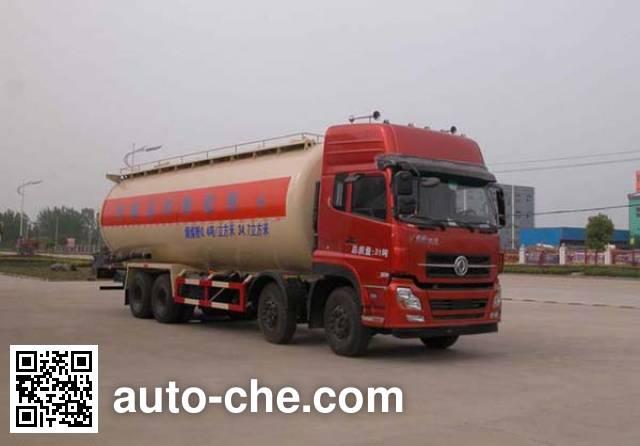Sinotruk Huawin SGZ5310GFLD4A9 low-density bulk powder transport tank truck