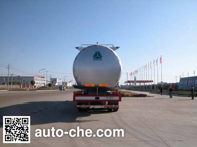 Sinotruk Huawin SGZ5310GFLZZ4W46L low-density bulk powder transport tank truck