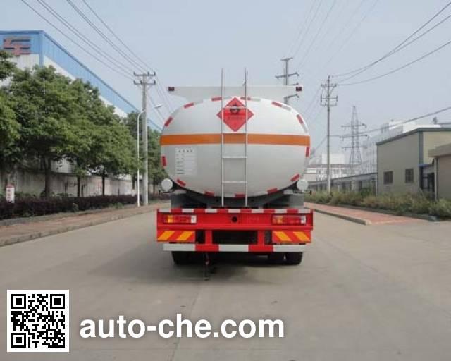 华威驰乐牌SGZ5310GYYCQ4运油车