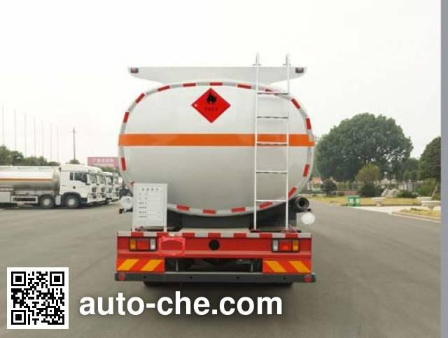 华威驰乐牌SGZ5310GYYCQ50运油车