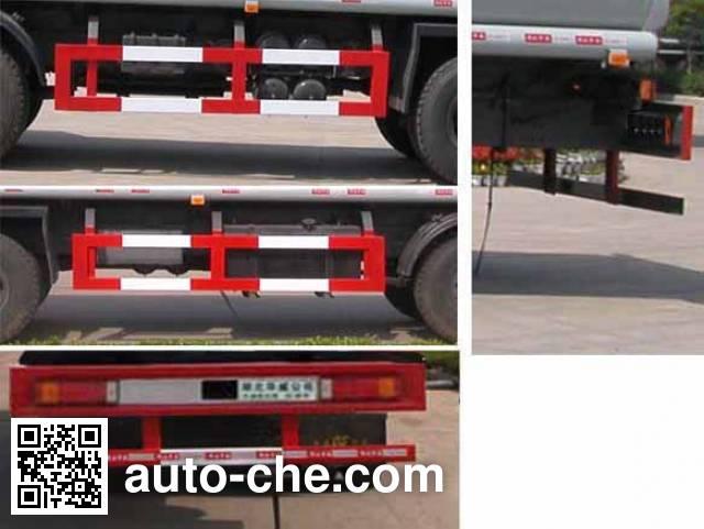 华威驰乐牌SGZ5310GYYD4A10运油车