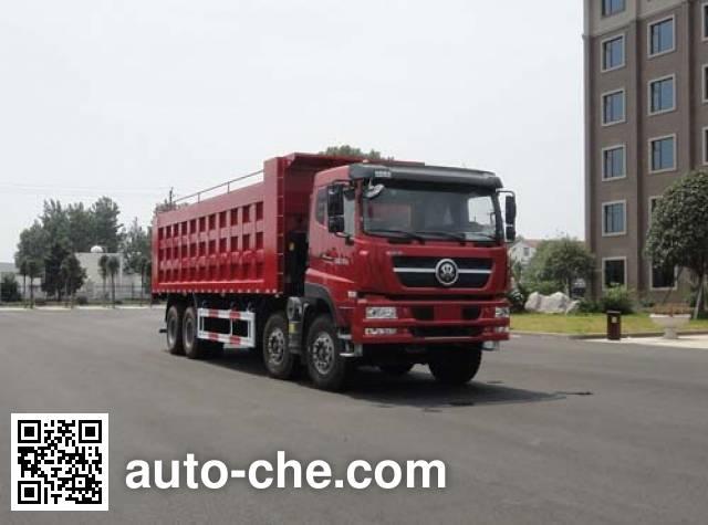 Sinotruk Huawin SGZ5310TSGZZ5D7 fracturing sand dump truck